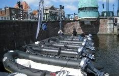 Rubberboot rib 6 pers huren in Haarlem, Noord-Holland
