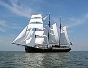 Barkentijn Charterschip