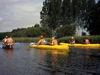 Canadese kano huren in Wolphaartsdijk, Zeeland