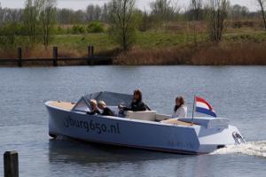 Yburg 650 Waterlief huren in Kortgene, Zeeland