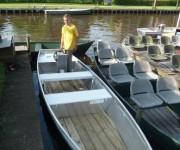 Fluisterboot Satndaard