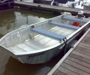 Drifter visboot