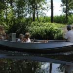 Fluisterboot 6-9 personen huren in Twente, Overijssel