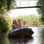 Fluisterboot 6-9 personen