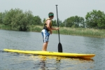 SUP, Stand up paddling