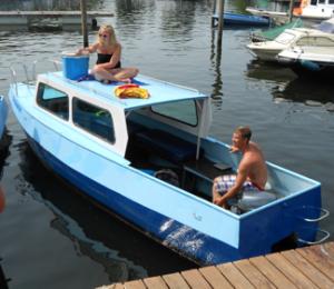 Kajuitboot huren in Drimmelen, Noord-Brabant