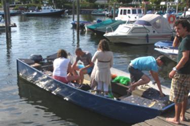 Grote motorboot huren in Drimmelen, Noord-Brabant