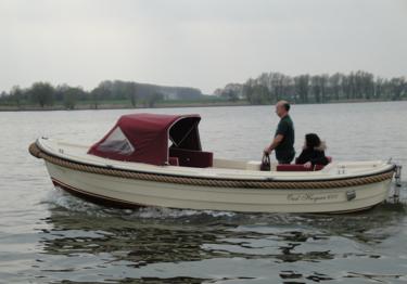 Luxe sloep (7 persoons) huren in Drimmelen, Noord-Brabant