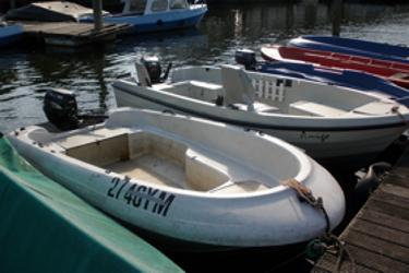 Sportboot (4 persoons) huren in Drimmelen, Noord-Brabant