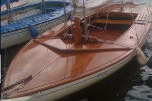 BM 16m zeilboot huren in ,