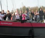 Rondvaartboot De zilvervloot