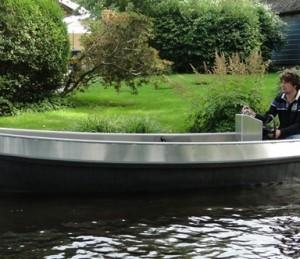 Fluisterboot huren in Roelofarendsveen, Zuid-Holland