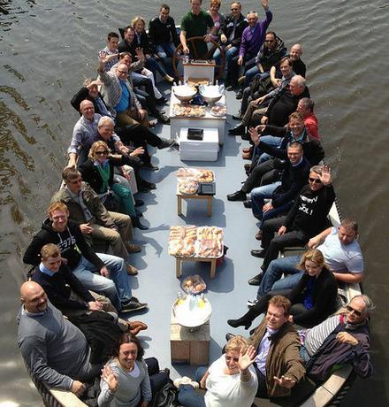 Sloep (40 personen) huren in Breda, Noord-Brabant