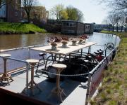 Partyboot / Groepswaterfiets