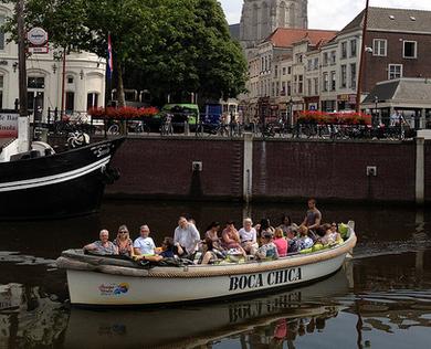 Sloep (30 personen) huren in Breda, Noord-Brabant