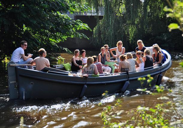 Sloep (25 personen) huren in Breda, Noord-Brabant