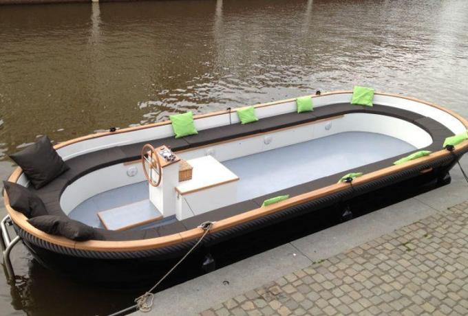 Verbazingwekkend Sloep (40 personen) huren in Breda, Noord-Brabant | Bootverhuur PT-72