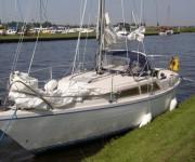 Motorboot Dehler Delanta