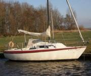 Zeilboot Topaas 25