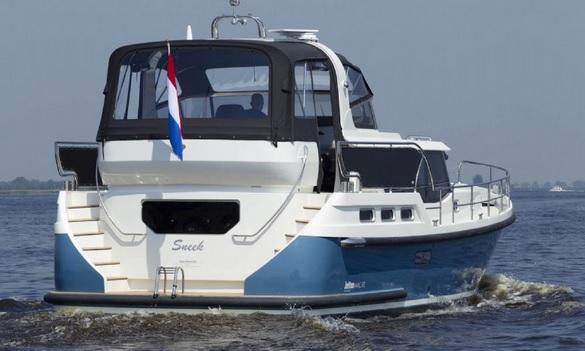 Jacht Captain van Speijk huren in Sneek, Friesland