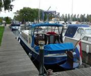 Motorboot Voortvarend