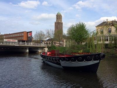 Rondvaartboot Den Bosch huren in Den Bosch, Noord-Brabant