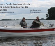 Family visboot