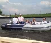 Rubberboten verhuur Alkmaar
