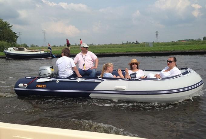 Rubberboten verhuur Alkmaar huren in Alkmaar, Noord-Holland
