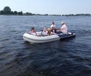 Rubberboten verhuur Den Helder