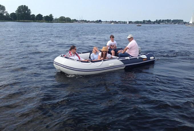 Rubberboten verhuur Den Helder huren in Den Helder, Noord-Holland