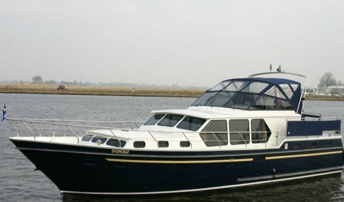 Valk-Content 1300 Donau huren in Terherne, Friesland