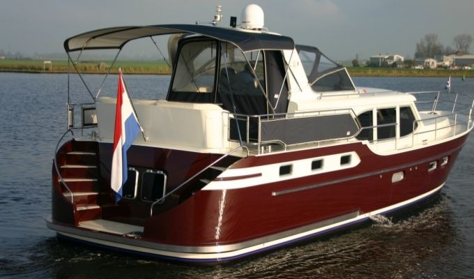 BWS 1500 Mirthe huren in Terherne, Friesland