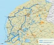 De Elfstedenvaarroute: de tocht der tochten bereikbaar voor iedereen!