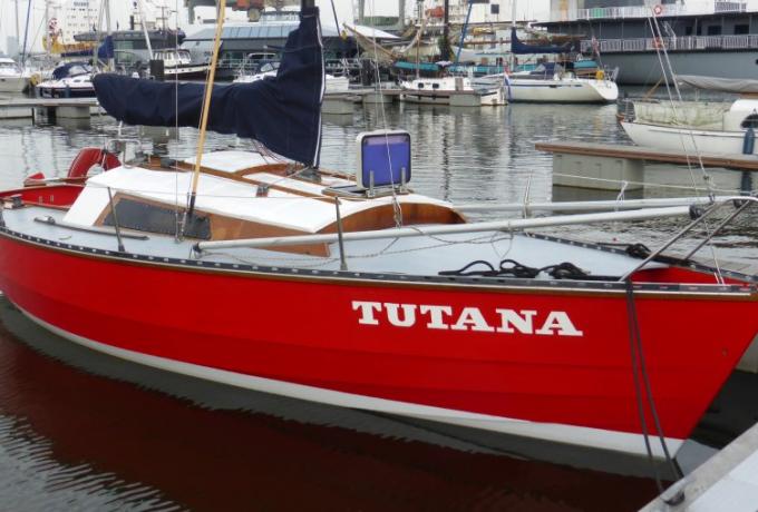 Tutana Waarschip 740 huren in Huizen, Noord-Holland