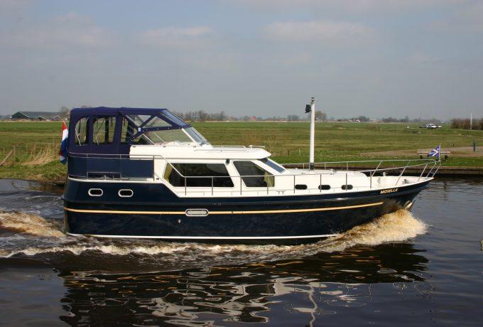 Zuiderzee 35 Moselle huren in Terherne, Friesland