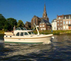 Linssen Grand Sturdy 29.9 AC Waterholly huren in Aalsmeer, Noord-Holland