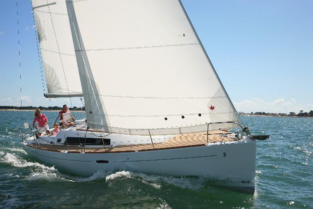 Oceanis 37 Foxtrot (2008) huren in ,