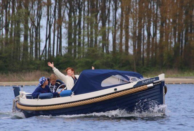 Weco 650 Kapitein huren in Kortgene, Zeeland