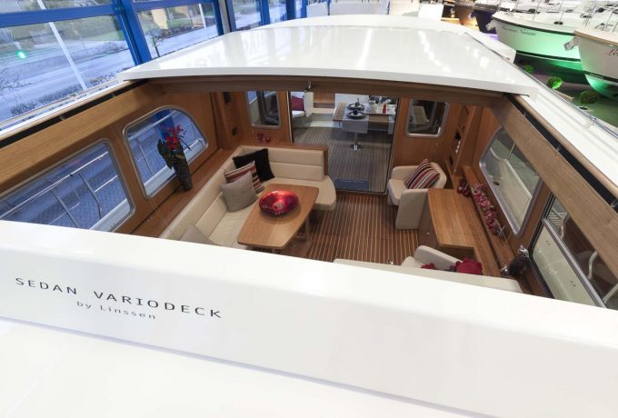 Linssen Grand Sturdy 40.9 Sedan Longtop Waterdream huren in Kortgene, Zeeland