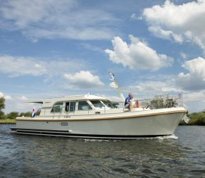 Linssen Grand Sturdy® 40.0 Sedan Long Top Liberty huren in Kortgene, Zeeland